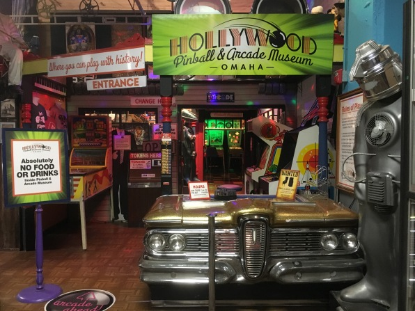 Hollywood Pinball & Arcade Museum