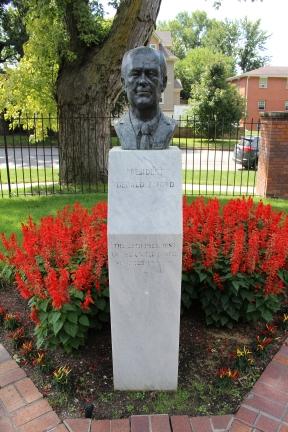 President Gerald R. Fort