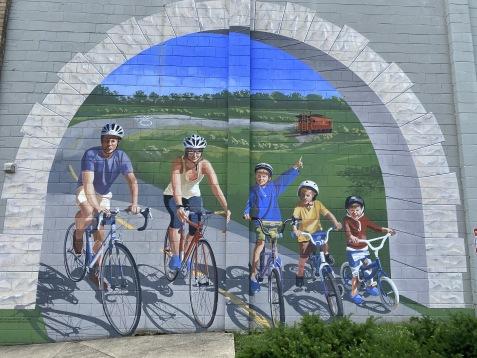 Spokes bicycle shop