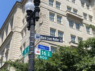 Black Lives Matter Plaza