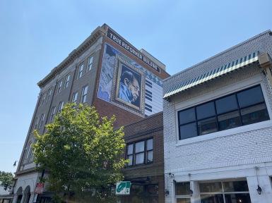 random murals in D.C.