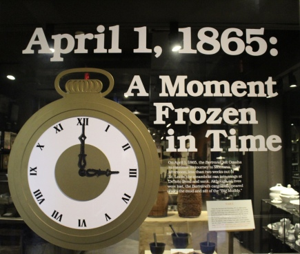 April 1, 1865: A Moment Frozen in Time