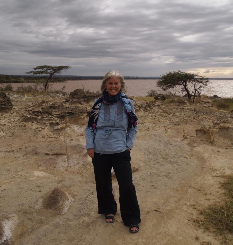 me at Lake Langano