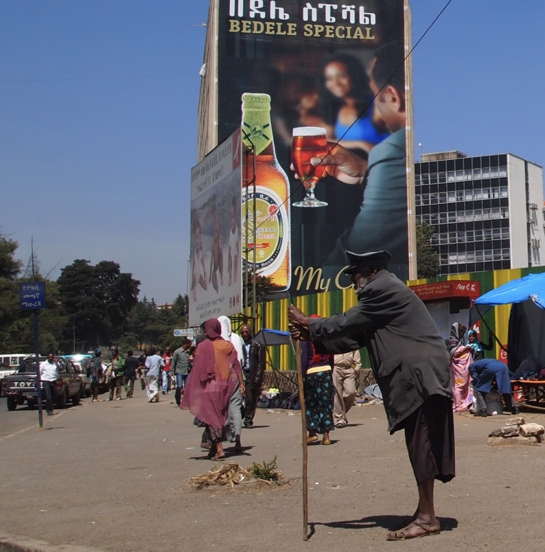 streets of Addis Ababa