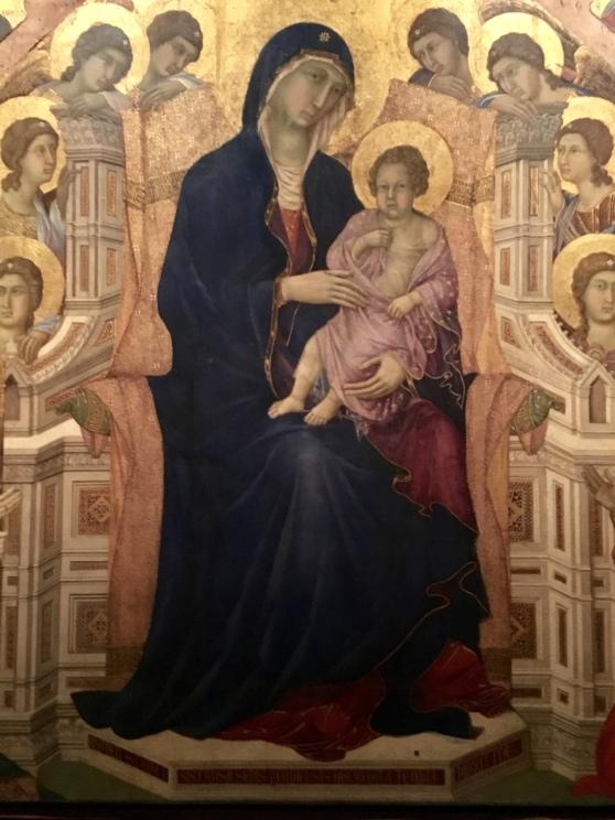 The Maestà, or Maestà of Duccio