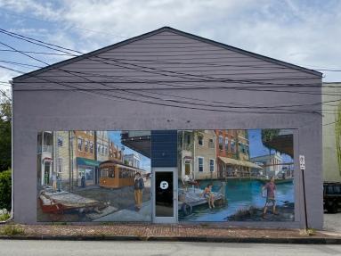 Charleston mural