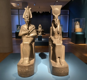 Treasures of Ancient Egypt at the VMFA