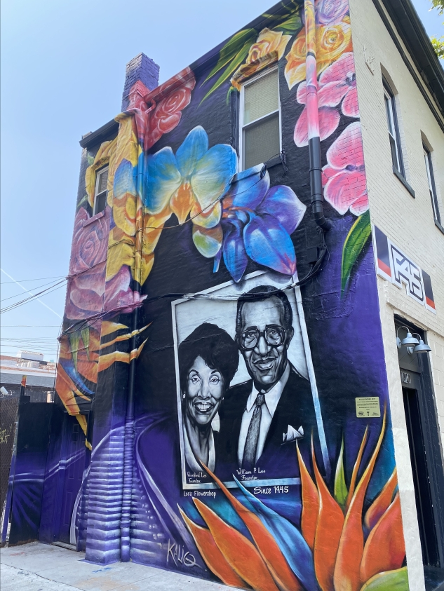 Lee's Legacy (William P. and Winnifred Lee) (1026 U St.)