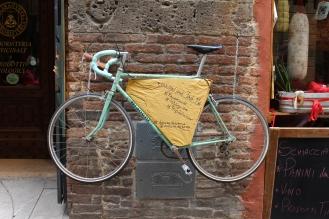 bicycle in Siena