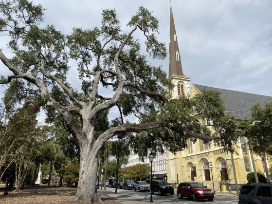 another Charleston church
