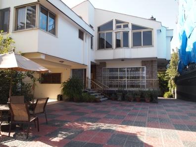 Ed's Embassy house