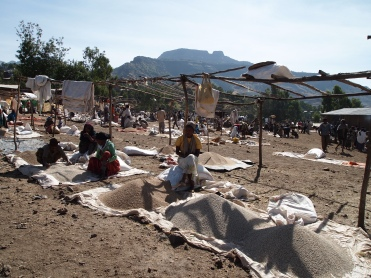 Lalibela's Saturday market