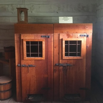 solitary confinement boxes