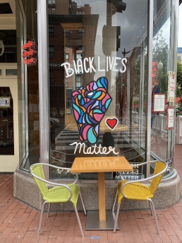 Black Lives Matter at Jaleo