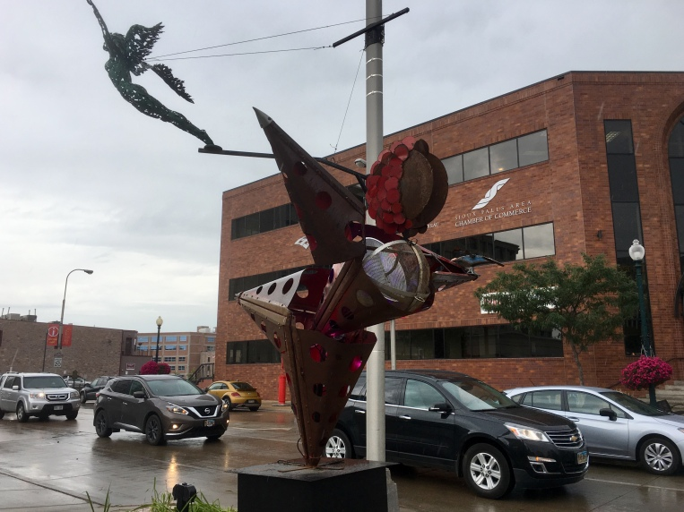 Sculpture Walk, Sioux Falls