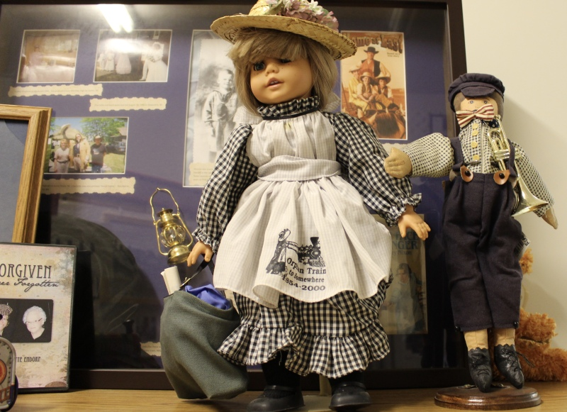 another doll from the Orphan Train