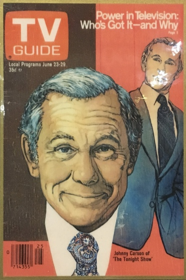 TV Guide with Johnny Carson