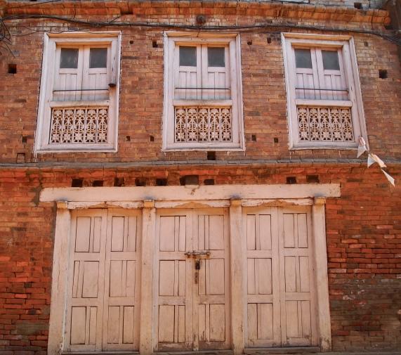 Bhaktapur's Newari architecture