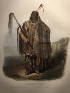 by Karl Bodmer - Lewis & Clark Interpretive Center