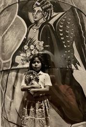 Immaculada (Immaculate Girl), Xochimilco, 1984