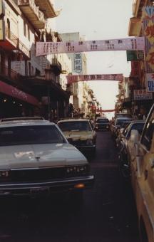 Chinatown, San Franciso 1983
