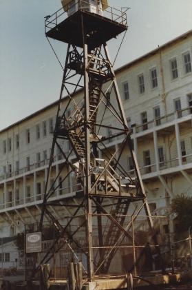 Alcatraz, 1983