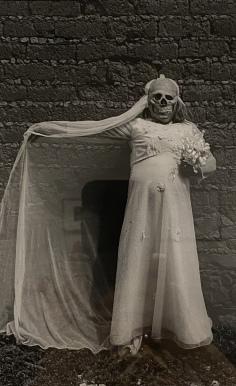 Death Bride (Novia Muerte), Chalma, 1990