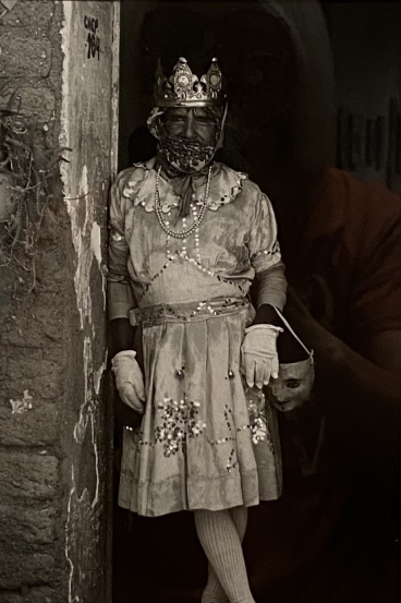 El jardinero (The Gardener), Oaxaca, 1974