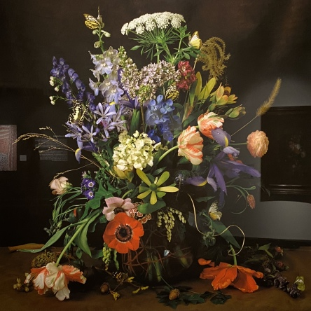 Vase of Flowers 1, 1999, by Amy Lamb