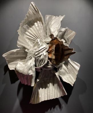 Eridanus, 1984 by Lynda Benglis