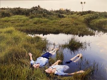 Grassland Drifters, 2001 by Justine Kurland