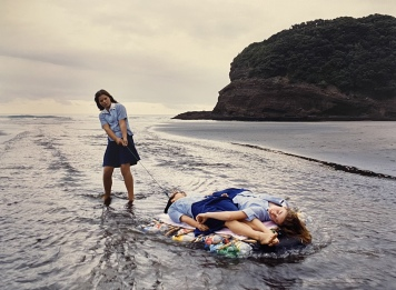 Raft Expedition, 2001 by Justine Kurland