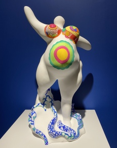 Pregnant Nana, 1993 by Niki de Saint-Phalle