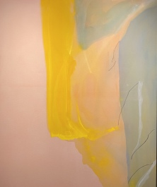 Spiritualist, 1973 by Helen Frankenthaler