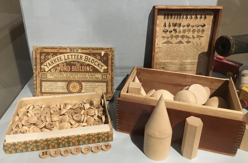 Toys exhibit