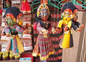 fun-loving puppets