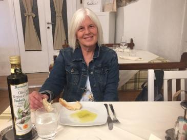 me at Trattoria Spadini