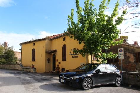 our hotel, La Terrazza Di Montepulciano