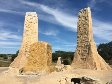 Towers in Time at Ponca State Park