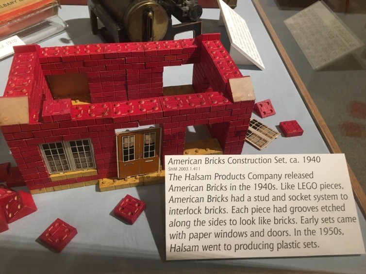 American Bricks Construction Set, ca. 1940