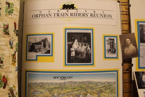 Orphan Train Riders Reunion