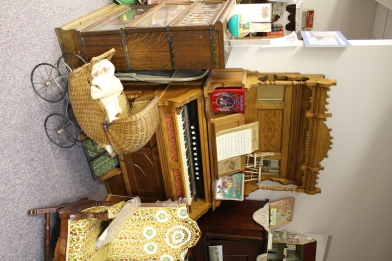 old timey things at the Madison County Historical Society Museum