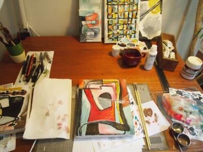 Steph's studio