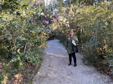 Sarah at Magnolia Plantations & Gardens