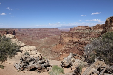 Canyonlands in Utah