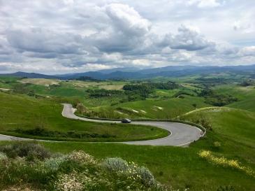 road to Volterra