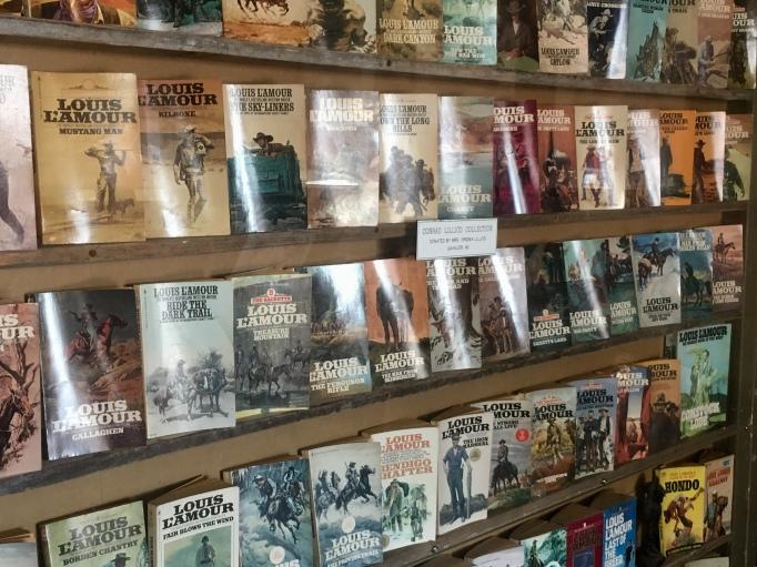 Louis L'Amour books