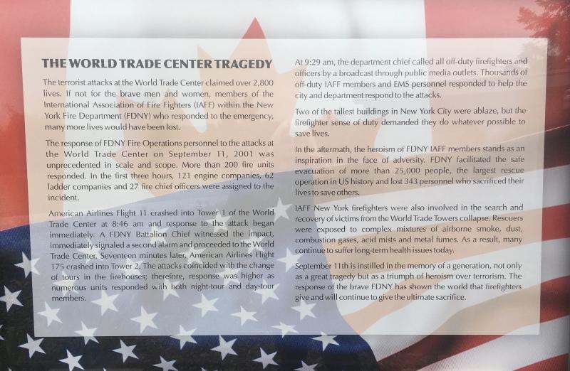 The World Trade Center Tragedy