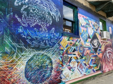 mural in Pilsen