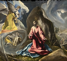 El Greco at the Art Institute